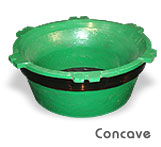 Concave, Stone Crusher Parts, Crusher Products, Mining Services